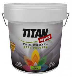 PINTURA TITAN EXPORT 750 ml.